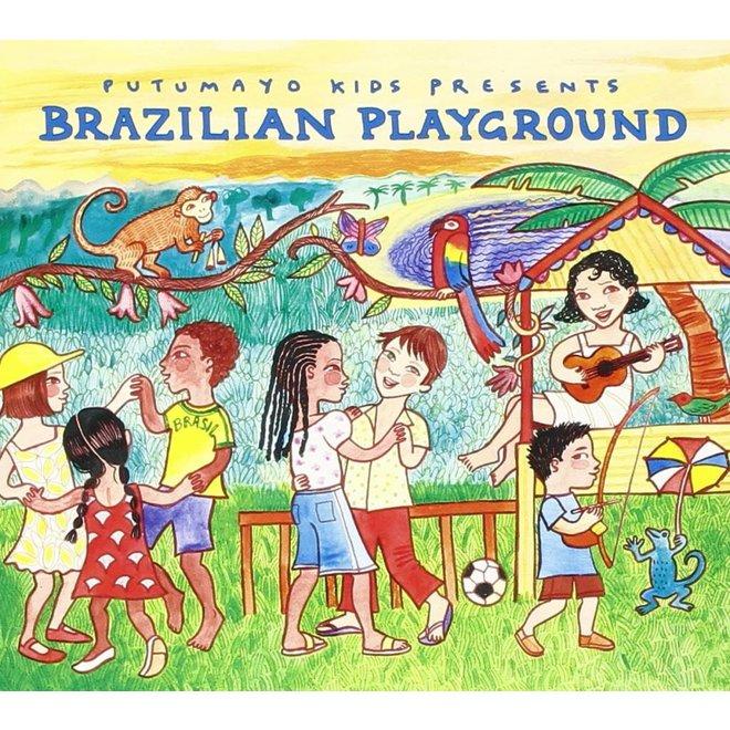 Brazilian Playground, Putumayo Kids