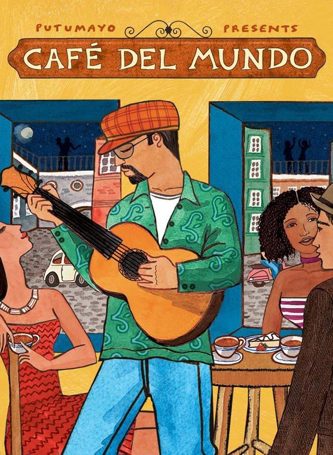 Café del mundo, Putumayo