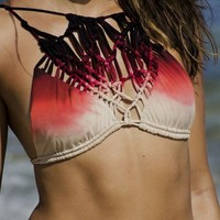 Bikini Entreaguas, Infinity turning coral