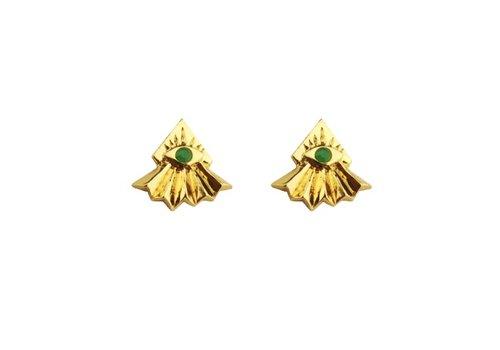 PAJARO LIMON Earrings Opus, Pajaro Limon