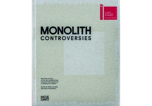 Monolith. Controversies Pavilion of Chile