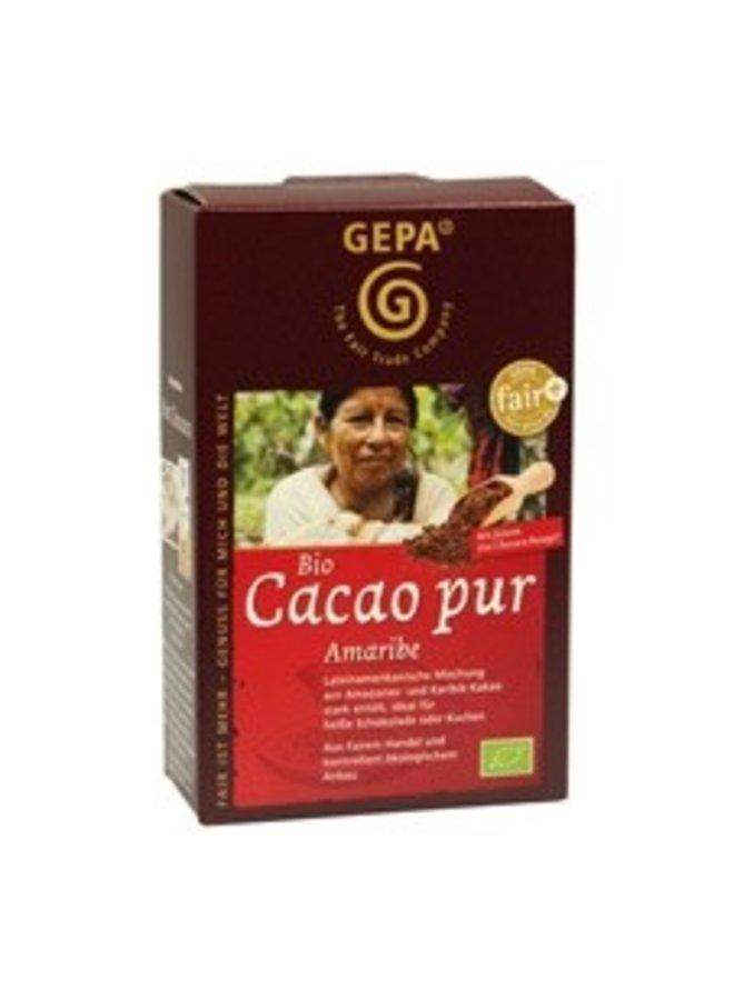 Bio Cacao Pur Amaribe, Gepa