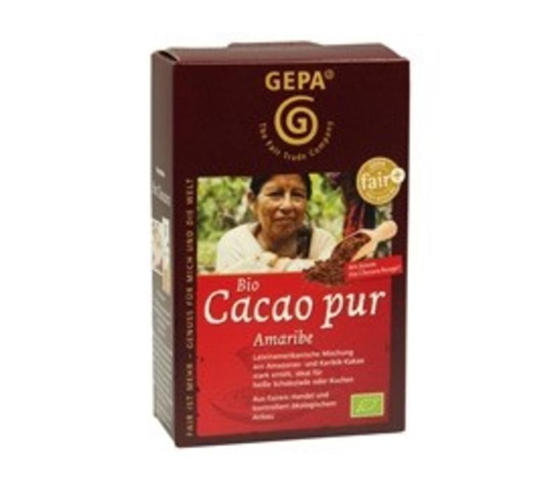 Bio Kakao Pur Amaribe, Gepa