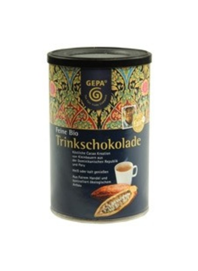 Fine Bio chocolate drink