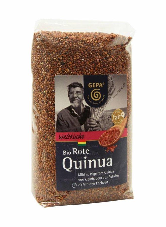Rote Bio Quinua, Gepa