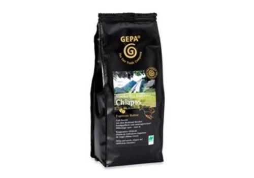 GEPA Bio Expresso Chiapas, Gepa, ganze Bohne