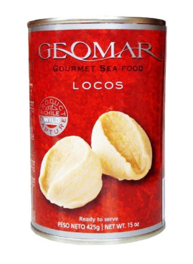 """LOCOS"" CHILEAN ABALONES SEA FOOD"