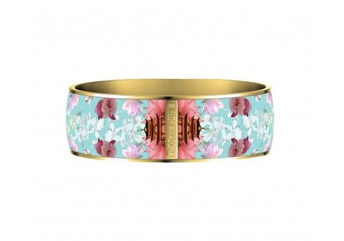 Flor Amazona Armband Flor Amazona, Samurai Dream vergoldet 24 Kt, 2,5cm