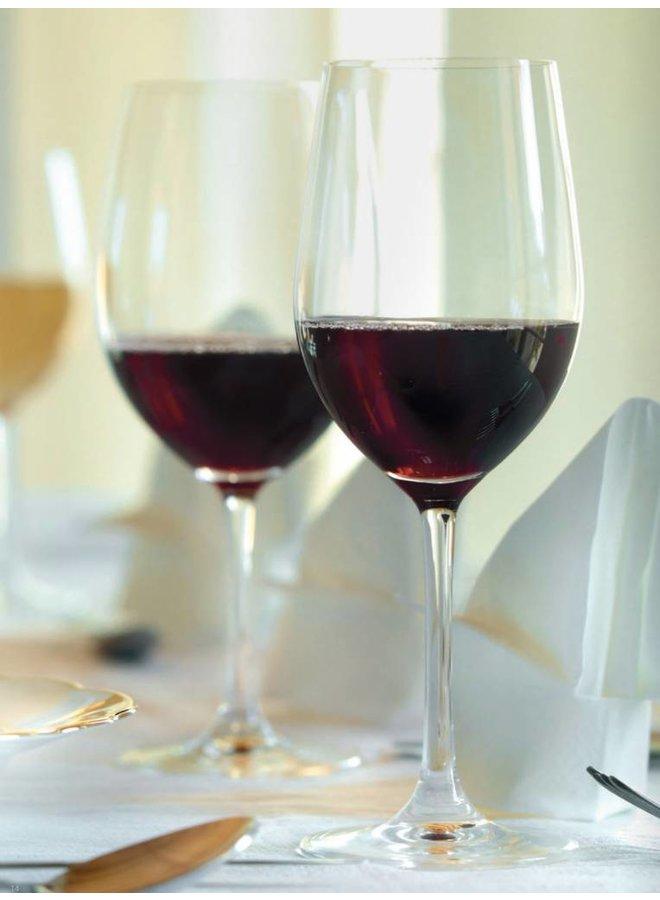 Grande Cuvée Bordeaux Red wine Glass - 6 Pieces