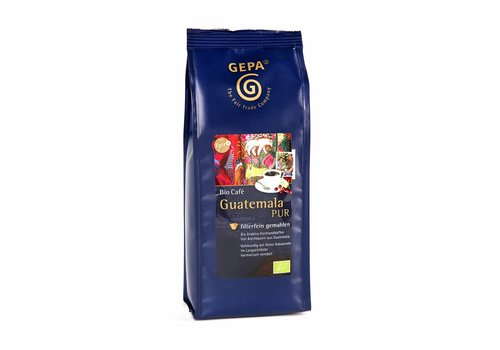 "GEPA BIO ESPRESSO COFFEE ""GUATEMALA""  PUR - MILLED"