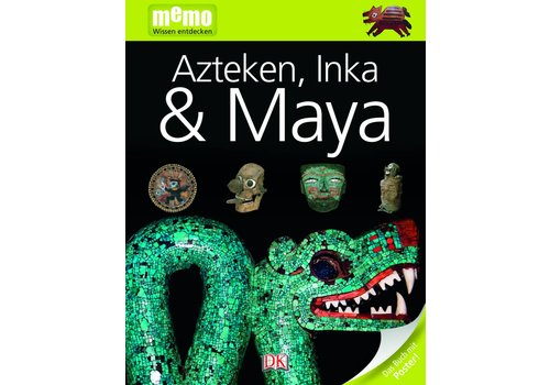 Dorling Kindersley memo, Band 28: Azteken, Inka & Maya