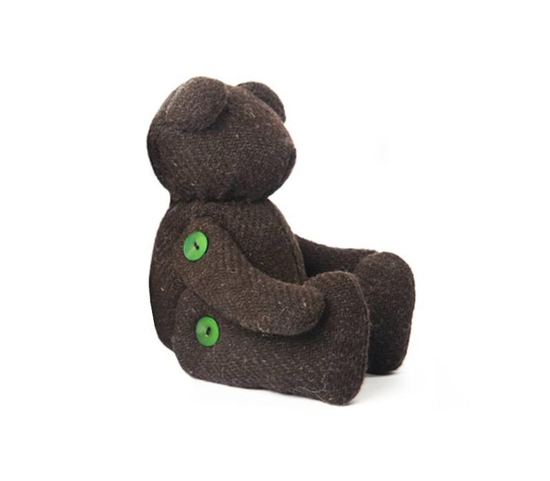 Teddy Bär 100% Alpaca Wolle
