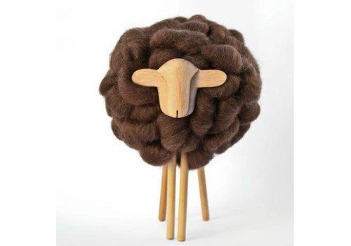 TALLER CLAVELLI Sculpture Sheep, 100% Correidale Wool, Uruguay