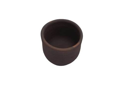 Plant pot, Ceramic Pomaire Brown