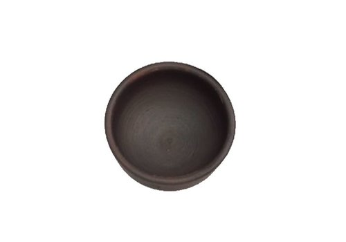 Bowl, Ceramic Pomaire Brown, S 9,5 cm