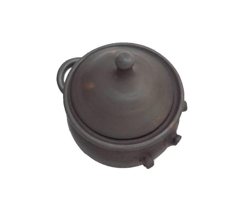 Cooking pot, Ceramic Pomaire Brown