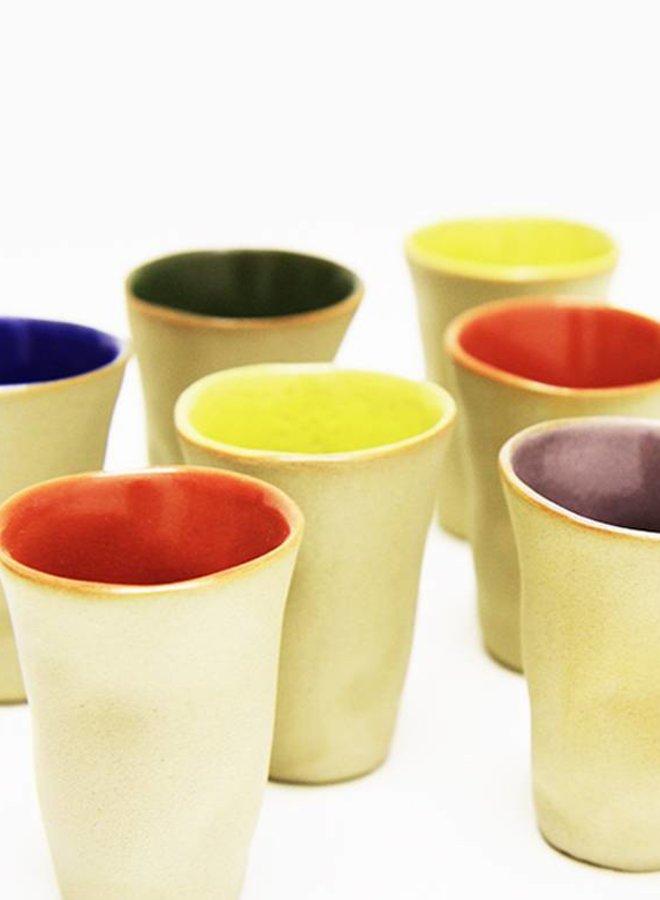 "Ceramic cup ""Favella Collection"""