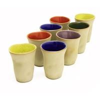 """Keramik Becher """"Favella Collection"""""""
