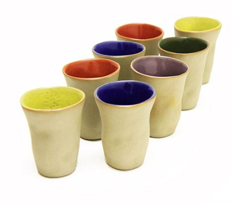 "Ceramic cup ""Favella Collection"""