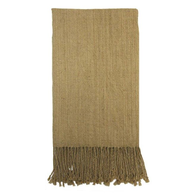 Bufanda Beige, 100% lana de alpaca