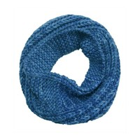 Loopschal Chimenea, 100% Merino Wolle