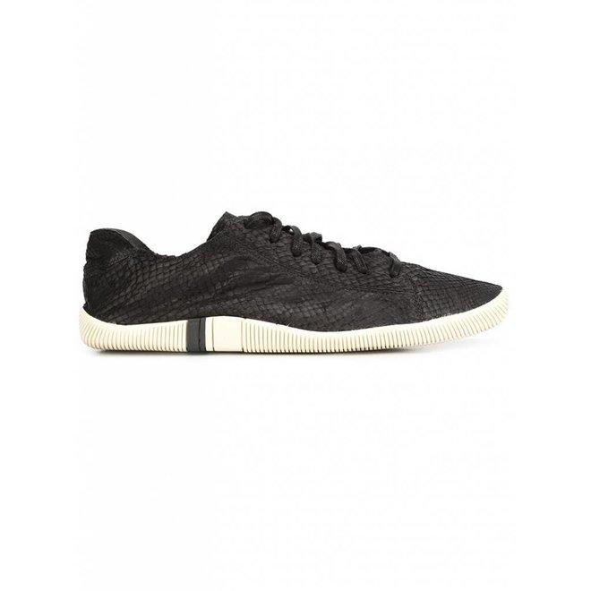 """Sneaker """"Jacaranda"""" Salmon Skin/Latex"""