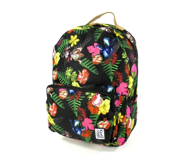 Image of Classic Backpack old masters allover Multicolor