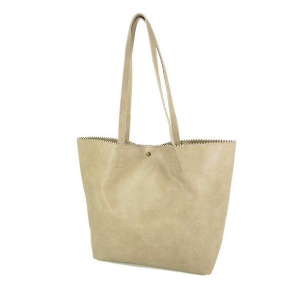 Shopper damestas Hyde Park Taupe