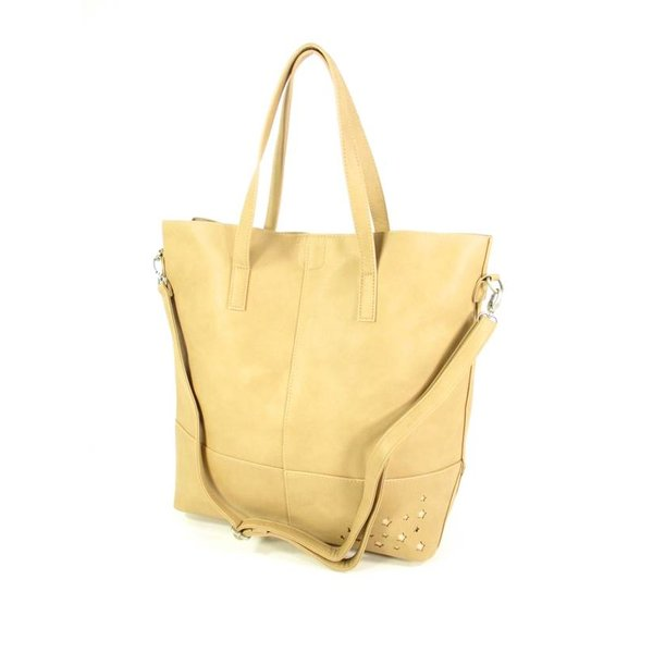 Shopper damestas Fabulous cognac