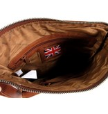 Chesterfield Bodybag Large LUCY wax pull up Cognac