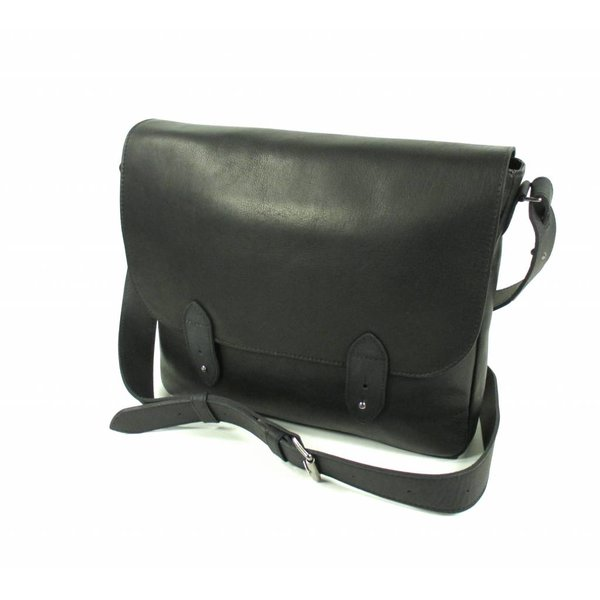Messenger bag zwart