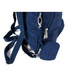 GABOL Nylon trendy daypack backpack WEST Blauw