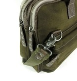 BARBAROSSA CANVASCO business 15,6 inch laptoptas Military