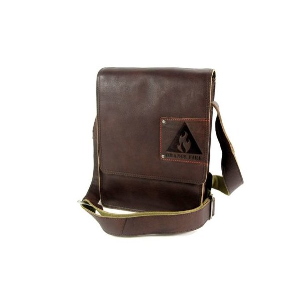 TABLET TAS MIDDLE FLAP HIGH - BRUIN