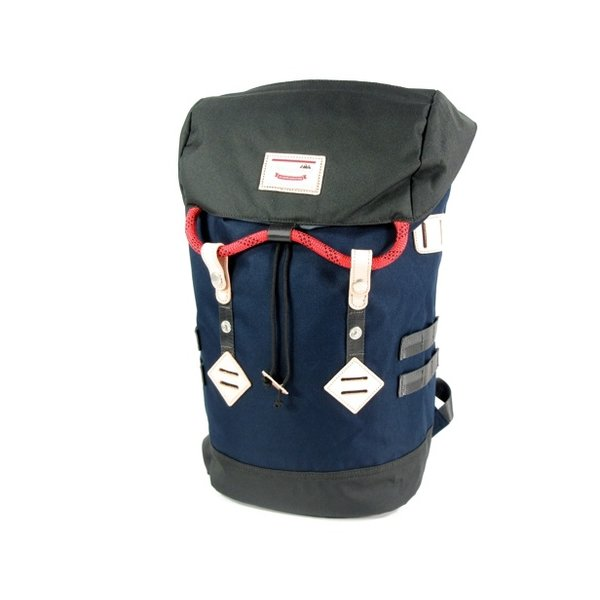 Colorado rugzak schooltas Navy x Charcoal