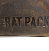 THE RAT PACK  ART handtas laptop 15 inch sleeve bruin