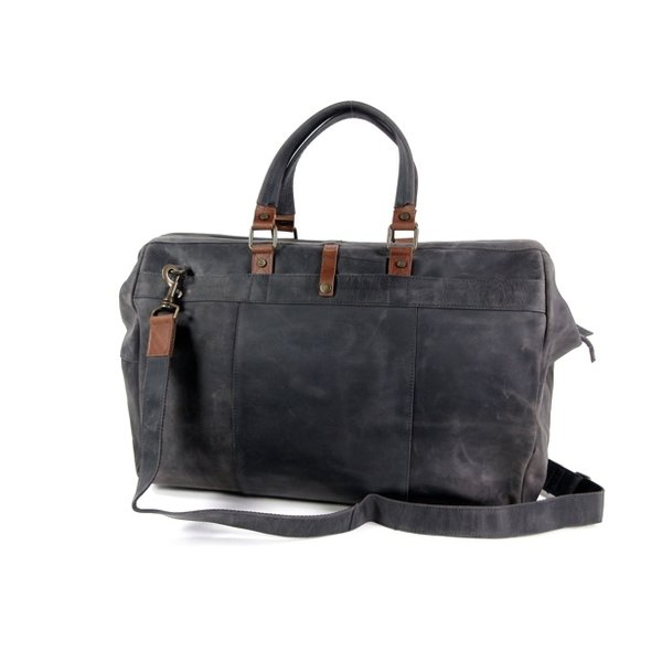 BARBAROSSA Heren XL weekender reistas Ruvido Navy
