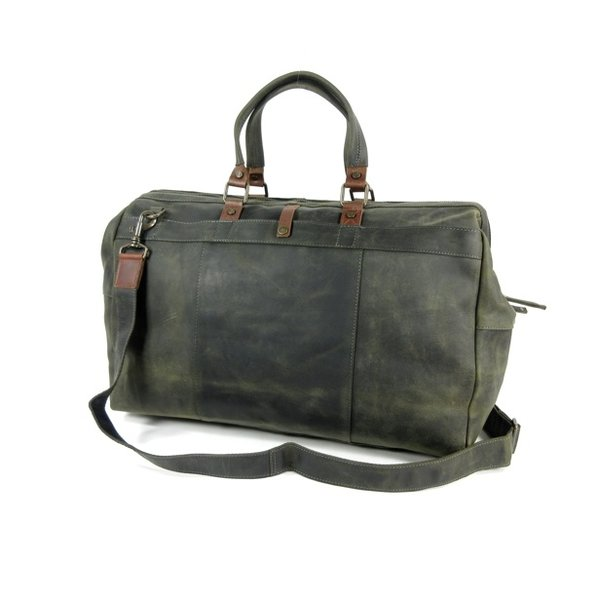 BARBAROSSA Heren XL weekender reistas Ruvido Military