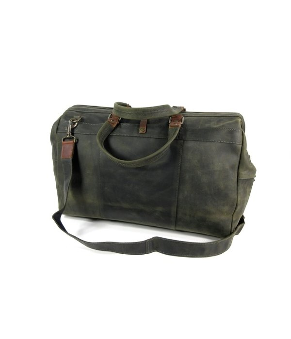Berba BARBAROSSA Heren XL weekender reistas Ruvido Military