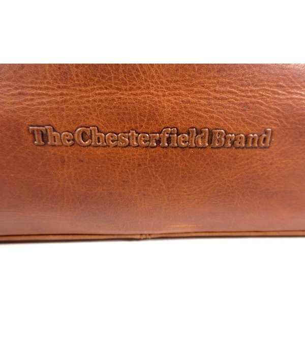 Chesterfield Dames rugzak schoudertas Elise waxed pull up cognac
