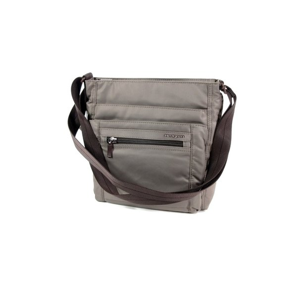 Inner City ORVA  cross-over damestas RFID sepia brown