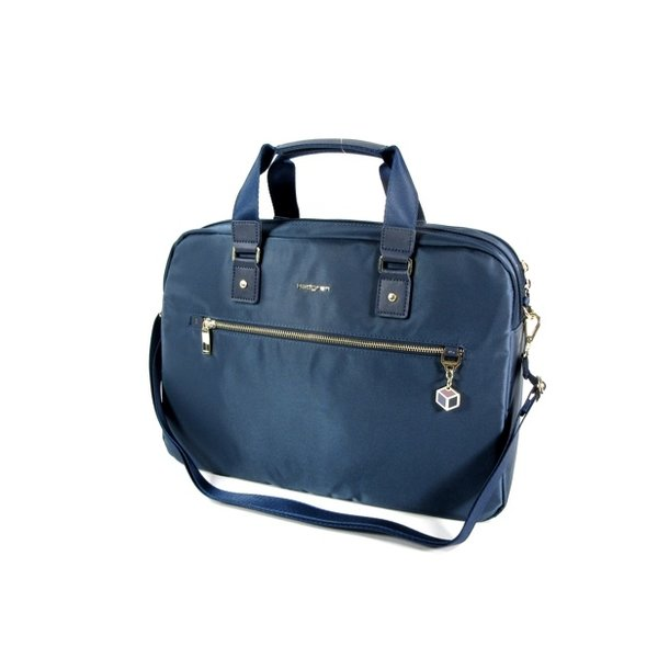 Charm Business OPALIA 15,6 inch 2 vaks Business tas Indigo