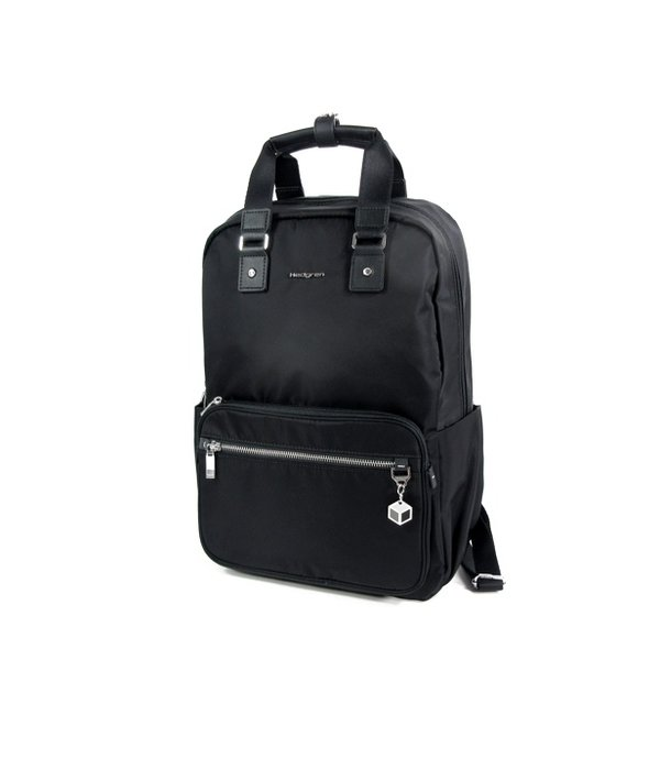 Hedgren Charm Business RUBIA 15,6 inch laptop backpack zwart