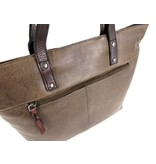 Micmacbags HIGHLAND PARK dames tas shopper olive