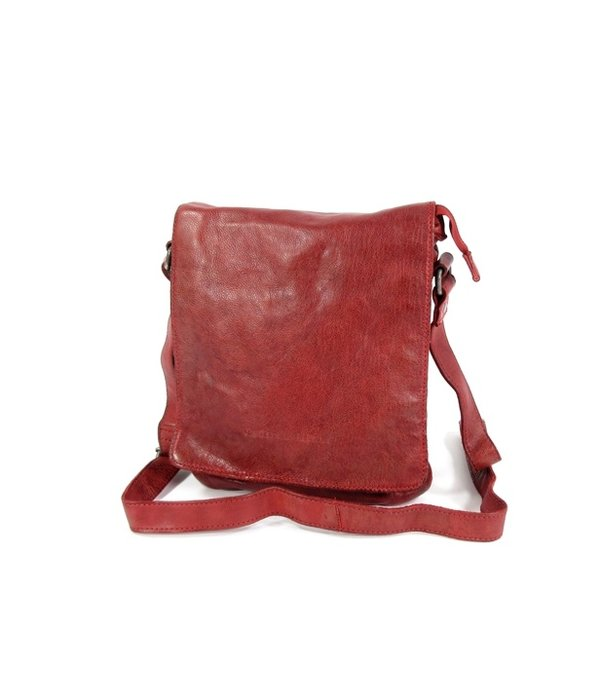 Chesterfield Dames schouder kleptas CANNES Rood