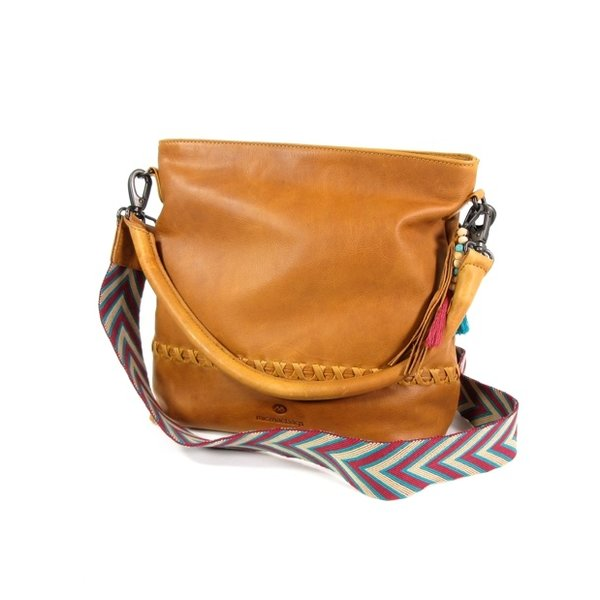 friendship trendy damestas schoudertas camel