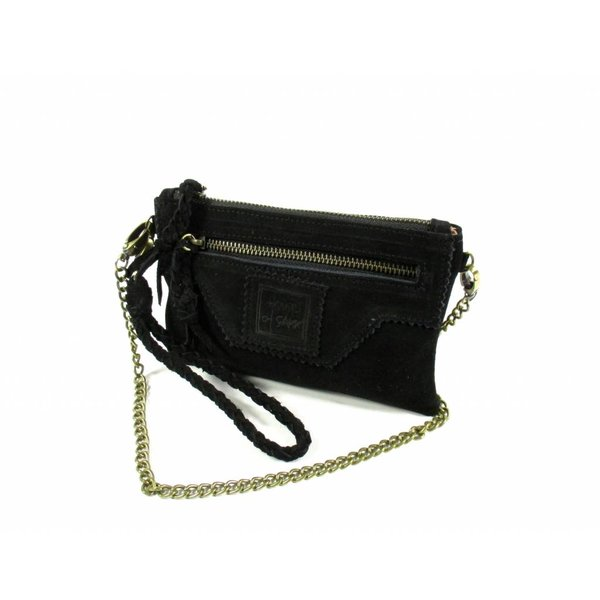 Portemonnee Camille Purse S Beautiful Black
