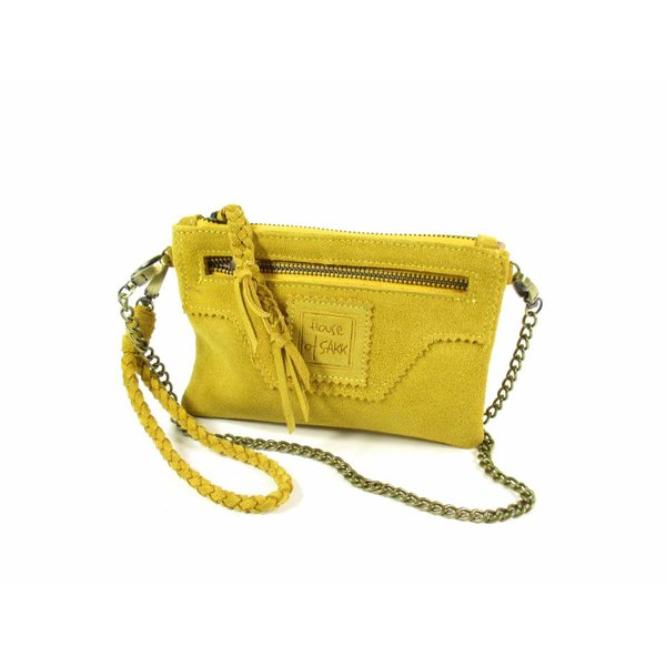 Portemonnee Camille Purse S Sunset Yellow