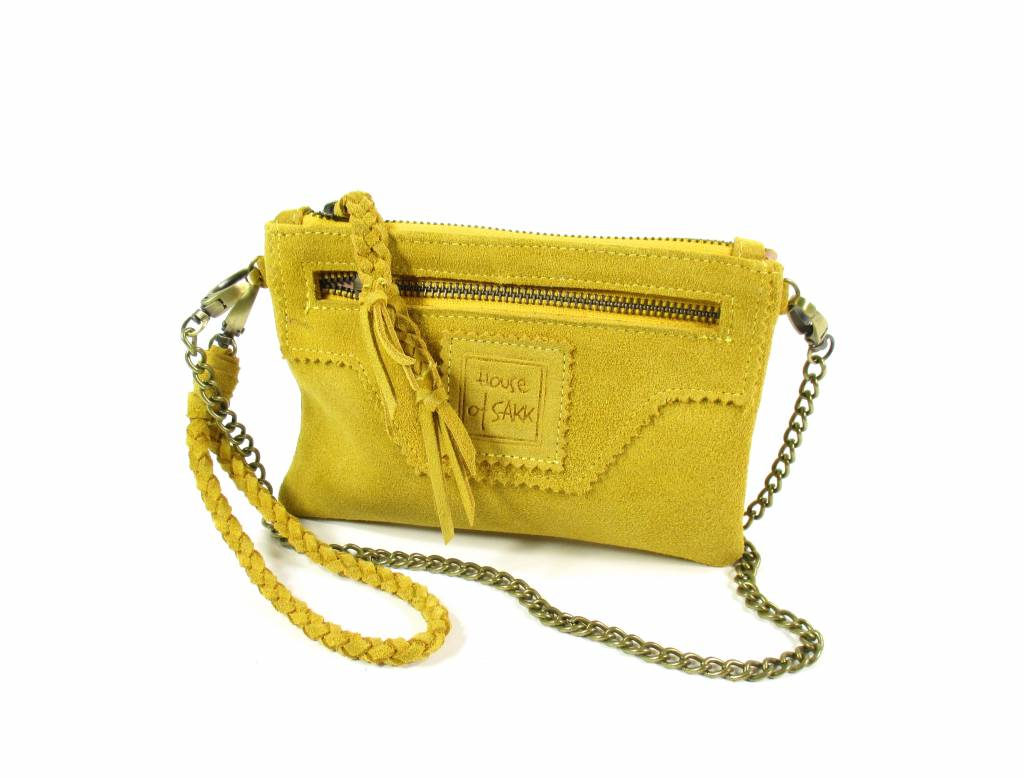 Image of Portemonnee Camille Purse S Sunset Yellow