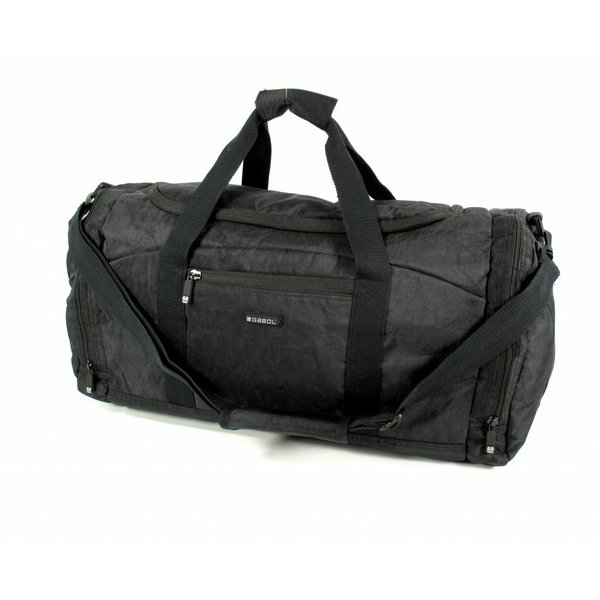 Travel bag weekendtas Medium MONTANA zwart